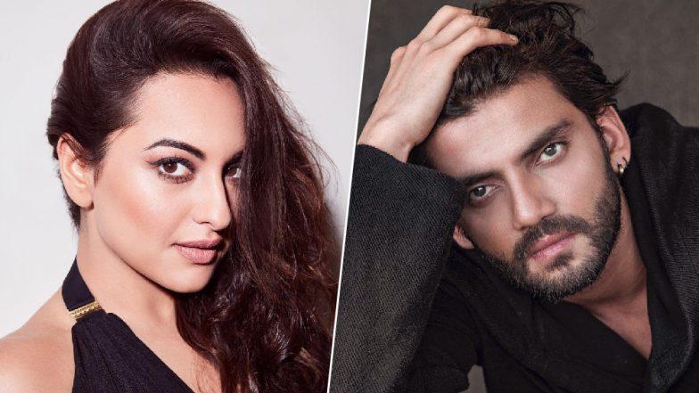 Kalank Actor Sonakshi Sinha Dodges the Rumours of Dating Notebook Star Zaheer Iqbal