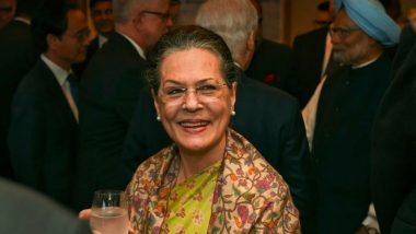 Happy Birthday Sonia Gandhi: PM Narendra Modi, Sachin Pilot, MK Stalin, Others Extend Wishes as Congress Chief Turns 73
