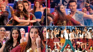 Student of the Year 2 Track The Jawaani Song: Tiger Shroff Scores Full Marks, Tara Sutaria and Ananya Panday Fail The Dance Test - Watch Video