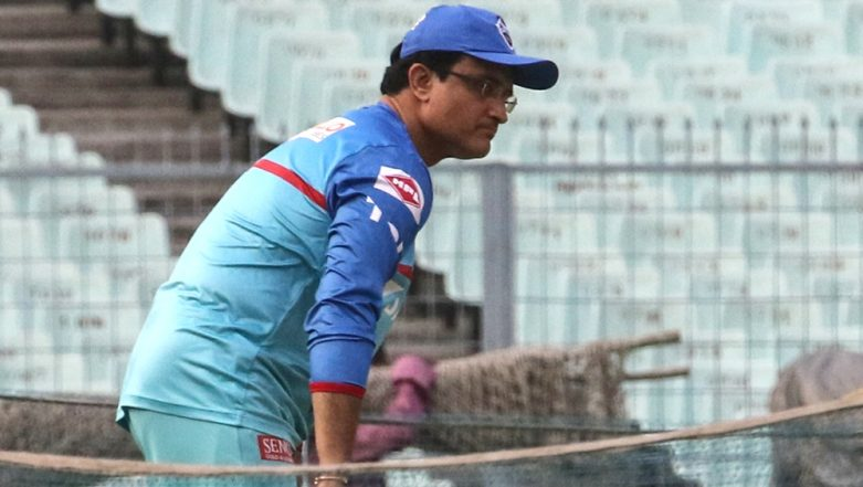 Delhi Capitals Advisor Sourav Ganguly Has a Special Message for Fans Ahead of KKR vs DC Match IPL 2019 (Watch Video)