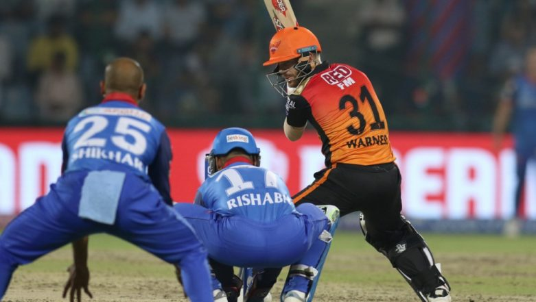 SRH vs DC, Head-to-Head Record: Ahead of IPL 2019 Clash, Here Are Match Results of Last 5 Sunrisers Hyderabad vs Delhi Capitals Encounters!
