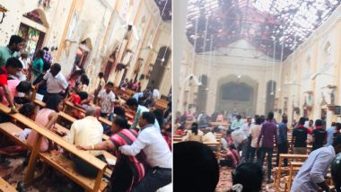 Sri Lanka Serial Bomb Blasts: Helpline Numbers Issued For Indians Seeking Assistance In Colombo And Other Places