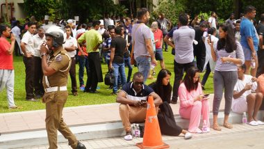 Sri Lanka Blasts: Nationwide Curfew in SL Till April 22 Morning, Schools Shut; Facebook, WhatsApp, Viber Blocked Temporarily