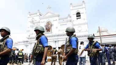 Drones, Unmanned Aircraft Banned Within Sri Lankan Airspace After Easter Sunday Serial Blasts