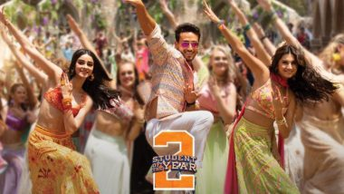 Student of the Year 2 Quick Movie Review: Tiger Shroff, Tara Sutaria and Ananya Panday's Film Is Bubblegum Romance at Its Cheesiest