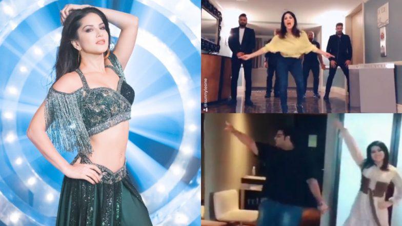 Sunny Leone's TikTok Videos on Sadi Gali and Bolo Tara Rara Will Give You an Instant Rush of Energy