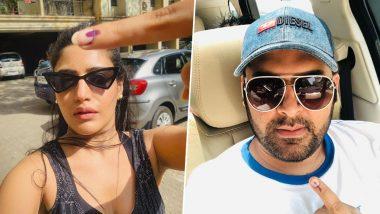Lok Sabha Elections 2019: Surbhi Chandna, Kapil Sharma, Drashti Dhami and Other TV Stars Cast Their Vote- View Pics