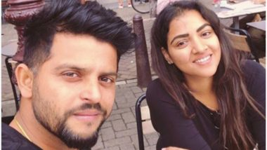 Suresh Raina and Wife Priyanka Post Beautiful Messages for Each Other on Their Fourth Wedding Anniversary Ahead of MI vs CSK IPL 2019 Match