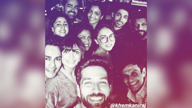 Drashti Dhami's Selfie With Nakuul Mehta, Ruslaan Mumtaz and Others Will Make You Want to Party Hard - View Pic