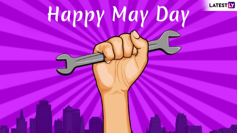 Happy May Day 2019 Wishes Quotes Best Labour Day Whatsapp