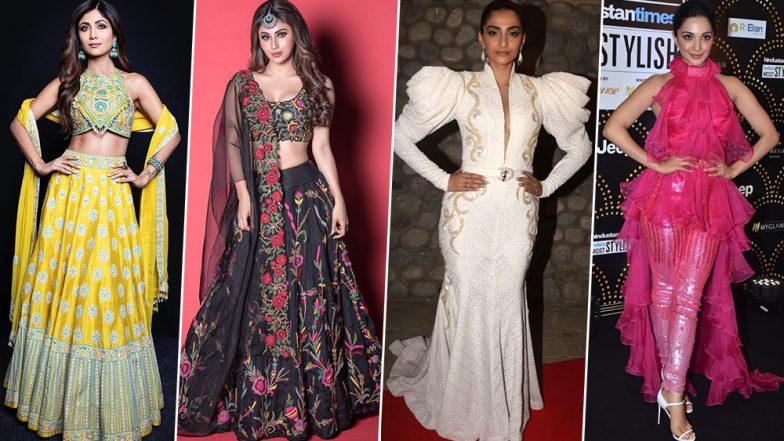 Sonam Kapoor, Mouni Roy and Kiara Advani Invite the Wrath of Fashion Police This Week - View Pics