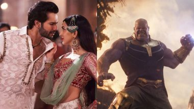 Thanos' First Class Thumke: Varun Dhawan Loves the Video of Avengers: Endgame Villain Dancing to the Kalank Song