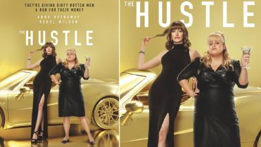 The Hustle: Anne Hathaway and Rebel Wilson Look Fabulous as They are All Set to Con 'Dirty Rotten Men' on the New Poster Announcing the Film's Release Date