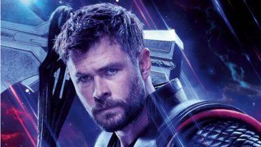 Avengers: Endgame Filmmakers Explain Why Thor's Startling New Look Was Needed