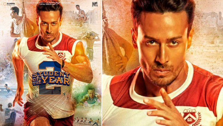 Student of the Year 2 New Poster: An Athletic Tiger Shroff Will Make You Root For Him - See Pic