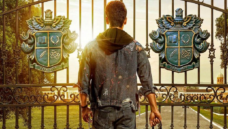Student Of The Year 2: Tiger Shroff is All Set to 'Take the Challenge' on the New Teaser Poster of the Film