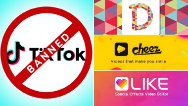 TikTok Banned: Top 3 Alternatives To Chinese Short Video-Sharing App For Indian Users