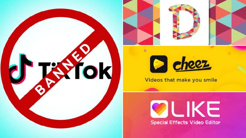 TikTok Banned: Top 3 Alternatives To Chinese Short Video-Sharing App
