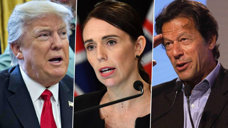 Imran Khan, Donald Trump, Jacinda Ardern Among Time 100 Most Influential People in 2019; Narendra Modi Not On List