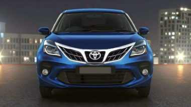 Toyota Glanza Will Be Rebadged Version of Maruti Baleno; India Launch Likely By This June