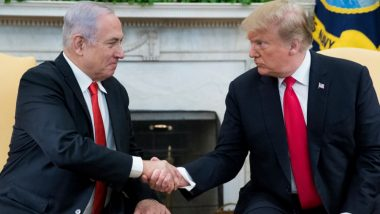 Israel, UAE Sign Historic Deal; US President Donald Trump Says 'Huge Breakthrough', Shares Joint Statement