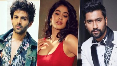 Janhvi Kapoor Would Kiss THIS Actor If She Has to Choose Between Vicky Kaushal and Kartik Aaryan
