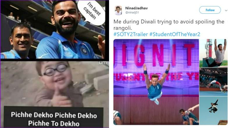 Viral Memes of the Week: From 'Peeche Dekho' Boy to Funny SOTY 2 Jokes, Here Are All the Hilarious Memes That Made ROFL