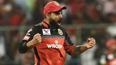 Bangalore Skipper Virat Kohli Shares Pictures From His Practice Session Ahead of KXIP vs RCB IPL 2019 Match (View Pics)