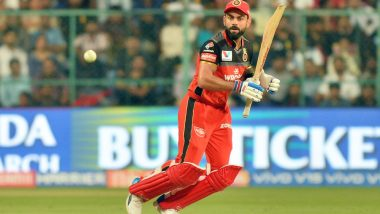 RCB Skipper Virat Kohli Needs 67 Runs to Surpass Suresh Raina and Become the Top Scorer in IPL Ahead of Rajasthan Royals vs Royal Challengers Bangalore, Indian Premier League 2019 Match 14
