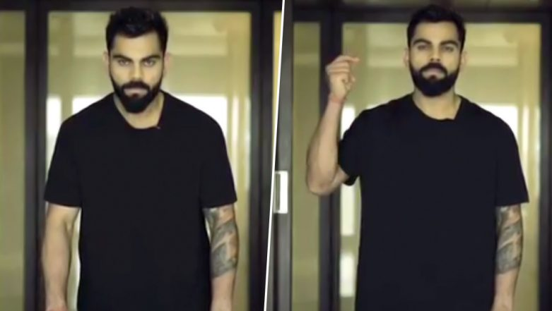 Virat Kohli Does A Thanos Snap in This Avengers: Endgame-Inspired Ad And Here's What Happens; Watch Video