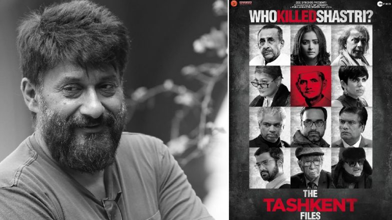 The Tashkent Files Row: After Lal Bahadur Shastri's Grandsons Send a Legal Notice, Director Vivek Agnihotri Alleges 'Top Family' in Congress Responsible for it