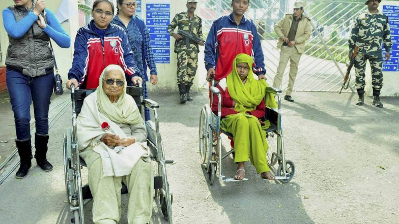 PwD App: Election Commission's Doorstep Assistance to Help Divyangjan Cast Their Votes in Lok Sabha Elections 2019