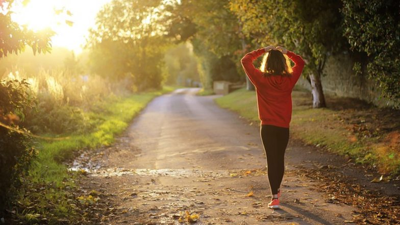 National Walking Day 2019: Why You Must Walk For Good Health