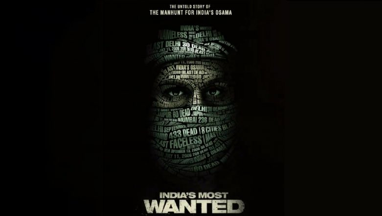 India's Most Wanted: Arjun Kapoor Shows Us 'The Face of Terror' of India's Osama in the New Motion Poster (Watch Video)