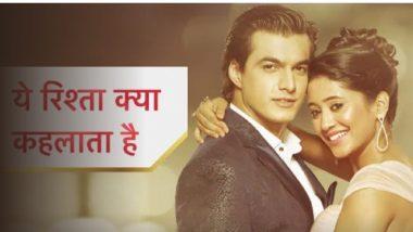 Yeh Rishta Kya Kehlata Hai Becomes India's Longest Running TV Show with 3,000 Episodes; Shivangi Joshi and Mohsin Khan Thank Fans