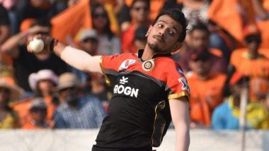 Yuzvendra Chahal Surprised After Royal Challengers Bangalore Social Media Pages go Blank on Social Media