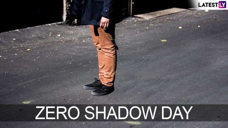 Zero Shadow Day 2019 Date & Time: Know Why You Cannot See Your Shadow During This Mind-Boggling Phenomenon