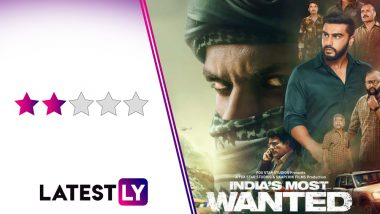 India's Most Wanted Movie Review: Arjun Kapoor's Spy Drama Lacks Both the Frills and the Thrills