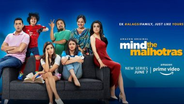 Cyrus Sahukar, Dia Mirza and Mini Mathur Join Hands For A Unique Rib Tickling Series 'Mind The Malhotras' On Amazon Prime Video!