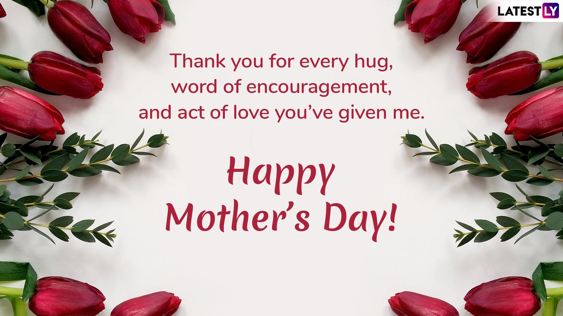 Happy Mother's Day 2019 Greeting Cards: Send These Wishes ...
