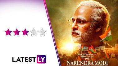 PM Narendra Modi Review: Vivek Oberoi's Sincere Performance Makes This One A Crisp Watch!