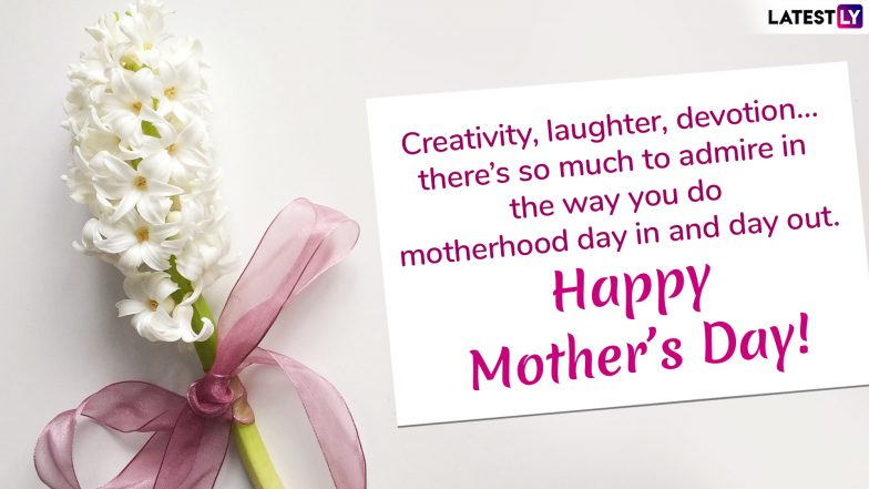 Happy Mother S Day 2019 Love Quotes Wishes And Sayings: Happy Mother's Day 2019 Greeting Cards: Send These Wishes