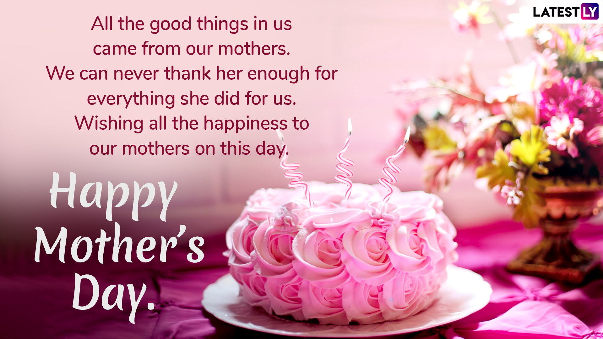 Happy Mother's Day 2019 Greetings: WhatsApp Stickers, SMS ...