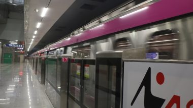 Delhi Metro Magenta Line Services Hit For Over 20 Minutes Due to Technical Glitch