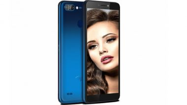 Itel's New Budget Smartphone With Full Screen Display & AI Dual Camera Launched; Priced in India at Rs 4,999