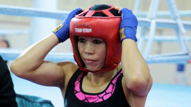 Mary Kom to Make Competitive 51 Kg Debut at India Open Boxing Tournament