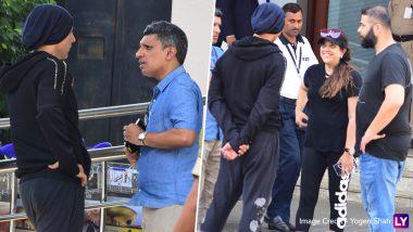 Akshay Kumar Flies to Bangkok to Commence Sooryavanshi Shoots – View Pics