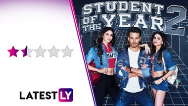 Student of the Year 2 Movie Review: Tiger Shroff, Ananya Panday and Tara Sutaria's Film Is All About Good Looks, Good Looks, Good Looks (and Some Flying)!
