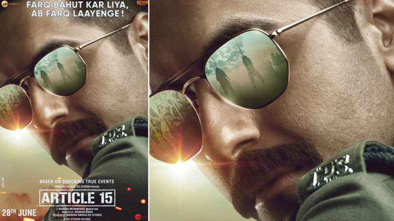 Article 15 Box Office Collection Day 12: Ayushmann Khurrana's Crime Drama Gets Affected by India's World Cup Match on Tuesday, Collects Rs 49.48 Crore