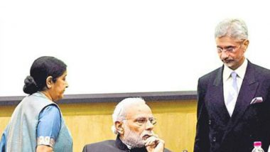 S Jaishankar Appointed As New Minister of External Affairs in Narendra Modi Cabinet 2.0; Here's All About The Ex-Foreign Secretary Who Succeeds Sushma Swaraj